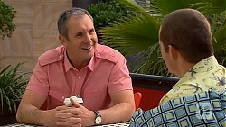 Karl Kennedy, Toadie Rebecchi in Neighbours Episode 6571