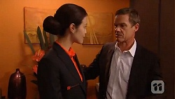Wendy Leung, Paul Robinson in Neighbours Episode 6571