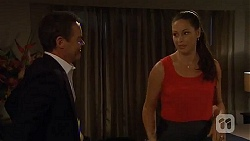 Paul Robinson, Sarah Beaumont in Neighbours Episode 6571
