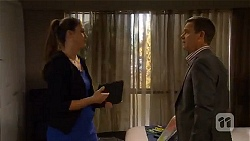 Sarah Beaumont, Paul Robinson in Neighbours Episode 6572