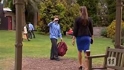 Callum Rebecchi, Sarah Beaumont in Neighbours Episode 6572