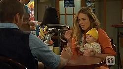 Toadie Rebecchi, Sonya Rebecchi, Nell Rebecchi in Neighbours Episode 6572