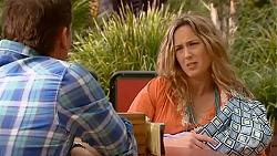 Lucas Fitzgerald, Sonya Rebecchi in Neighbours Episode 6572