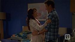 Vanessa Villante, Lucas Fitzgerald in Neighbours Episode 6572