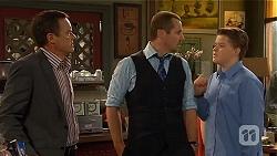 Paul Robinson, Toadie Rebecchi, Callum Rebecchi in Neighbours Episode 6573