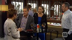 Susan Kennedy, Paul Robinson, Sarah Beaumont, Karl Kennedy in Neighbours Episode 6573