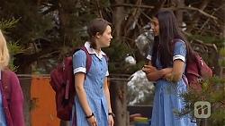 Sophie Ramsay, Rani Kapoor in Neighbours Episode 6573