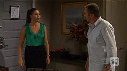 Sarah Beaumont, Karl Kennedy in Neighbours Episode 6573