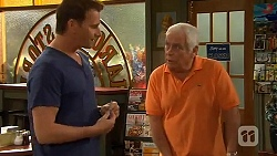 Lucas Fitzgerald, Lou Carpenter in Neighbours Episode 6574