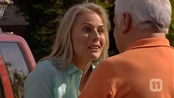 Lauren Turner, Lou Carpenter in Neighbours Episode 6574