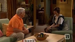 Lou Carpenter, Bailey Turner in Neighbours Episode 6574