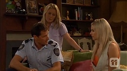 Matt Turner, Lauren Turner, Amber Turner in Neighbours Episode 6575