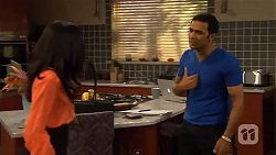 Priya Kapoor, Ajay Kapoor in Neighbours Episode 6575