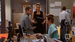 Paul Robinson, Sarah Beaumont, Susan Kennedy in Neighbours Episode 6576