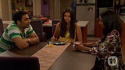 Ajay Kapoor, Rani Kapoor, Priya Kapoor in Neighbours Episode 6576