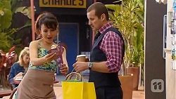 Vanessa Villante, Toadie Rebecchi in Neighbours Episode 6577