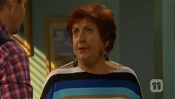 Toadie Rebecchi, Angie Rebecchi in Neighbours Episode 6577