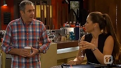 Karl Kennedy, Sarah Beaumont in Neighbours Episode 6577