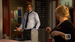 Kyle Canning, Sheila Canning in Neighbours Episode 6578