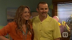Sonya Mitchell, Toadie Rebecchi in Neighbours Episode 6578