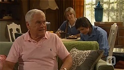 Lou Carpenter, Amber Turner, Bailey Turner in Neighbours Episode 6580