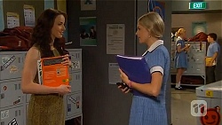 Kate Ramsay, Amber Turner in Neighbours Episode 6580