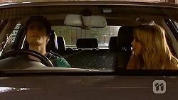 Chris Pappas, Natasha Williams in Neighbours Episode 6580