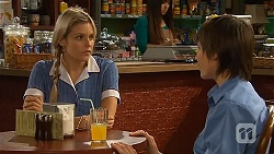 Amber Turner, Bailey Turner in Neighbours Episode 6580