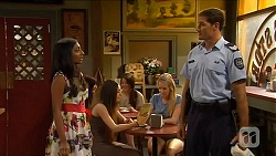 Priya Kapoor, Matt Turner in Neighbours Episode 6581