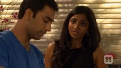 Ajay Kapoor, Priya Kapoor in Neighbours Episode 6582