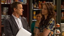 Paul Robinson, Kate Ramsay in Neighbours Episode 6582