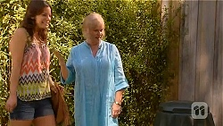 Jana Noviac, Sheila Canning in Neighbours Episode 6582