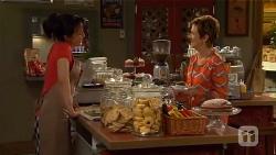 Vanessa Villante, Susan Kennedy in Neighbours Episode 6583