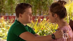 Callum Jones, Sonya Mitchell in Neighbours Episode 6583