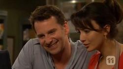 Lucas Fitzgerald, Vanessa Villante in Neighbours Episode 6583