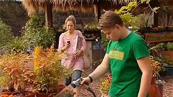 Sonya Mitchell, Callum Jones in Neighbours Episode 6583