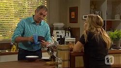 Karl Kennedy, Natasha Williams in Neighbours Episode 6584