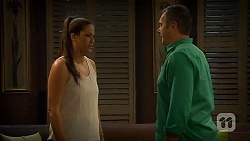 Sarah Beaumont, Karl Kennedy in Neighbours Episode 6584