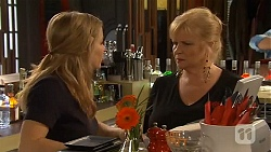 Natasha Williams, Sheila Canning in Neighbours Episode 6584