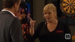 Paul Robinson, Sheila Canning in Neighbours Episode 6584