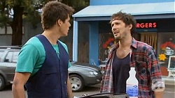 Chris Pappas, Ralphie Mahone in Neighbours Episode 6584