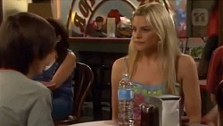 Bailey Turner, Amber Turner in Neighbours Episode 6585