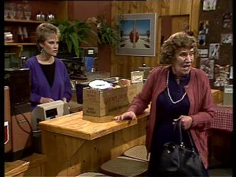Daphne Clarke, Mrs. York in Neighbours Episode 0282