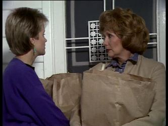 Daphne Clarke, Madge Bishop in Neighbours Episode 0282