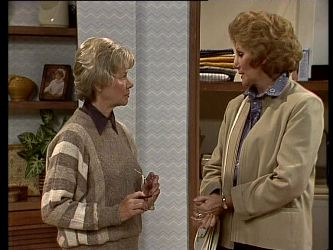 Helen Daniels, Madge Bishop in Neighbours Episode 0283