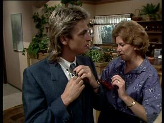 Shane Ramsay, Madge Bishop in Neighbours Episode 0283