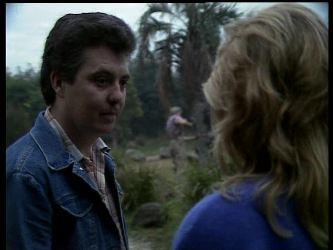 Mystery man, Debra Fleming in Neighbours Episode 0284
