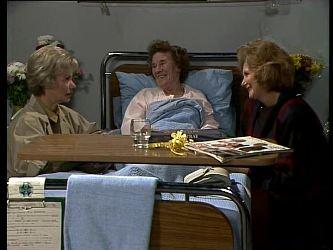 Helen Daniels, Mrs. York, Madge Mitchell in Neighbours Episode 0285
