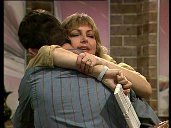 Des Clarke, Andrea Townsend in Neighbours Episode 0285
