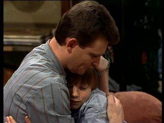Des Clarke, Bradley Townsend in Neighbours Episode 0285